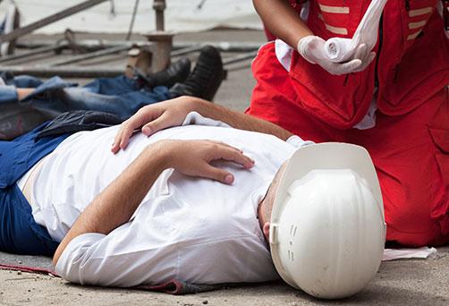 Full First Aid at Work (QA Level 3 Award)
