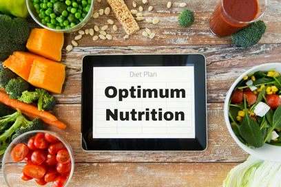 Optimum Nutrition-  Create the diet that's right for you
