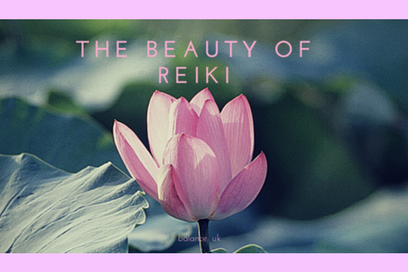The Beauty of Reiki