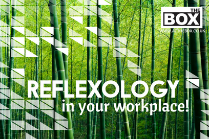 Introduce Reflexology to your Workplace